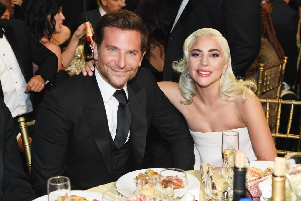 Bradley Cooper and Lady Gaga Award Season Pictures