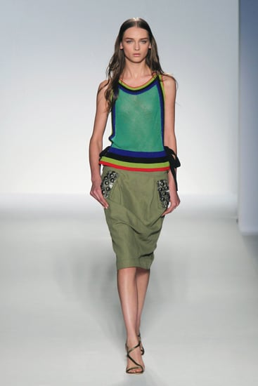 Best Looks from Spring 2012 Milan Fashion Week