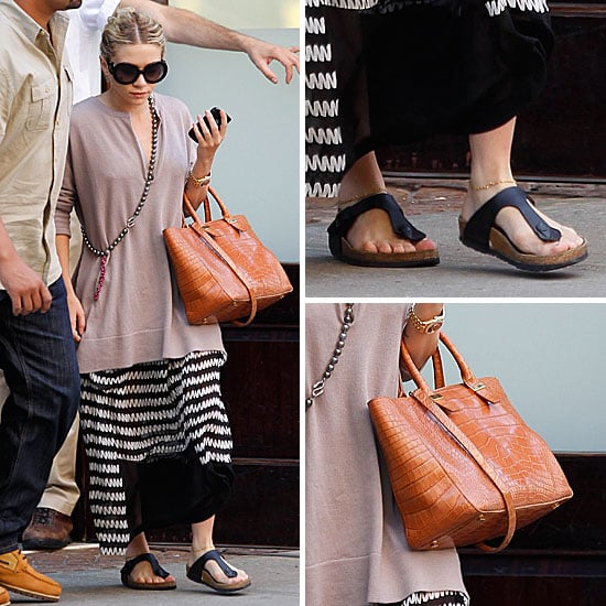 Ashley Olsen Pictures in NYC: Get Her Summer Look