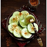 Mexican Cucumbers With Chili and Lime