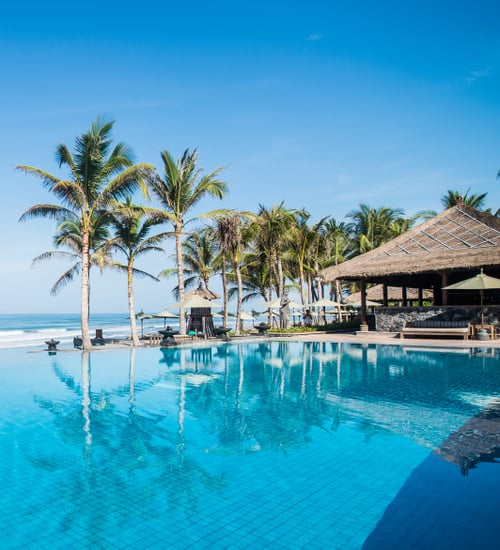 Hotel Review of The Legian in Seminyak Bali