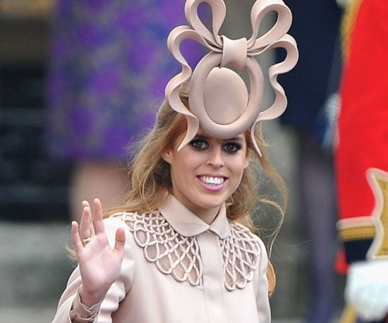 Princess Beatrice Will Auction Her Royal Wedding Philip Treacy-Designed Hat on eBay