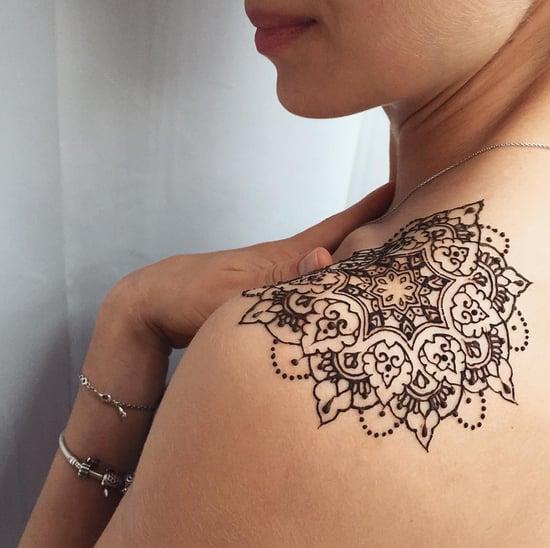 Henna Ideas From Instagram