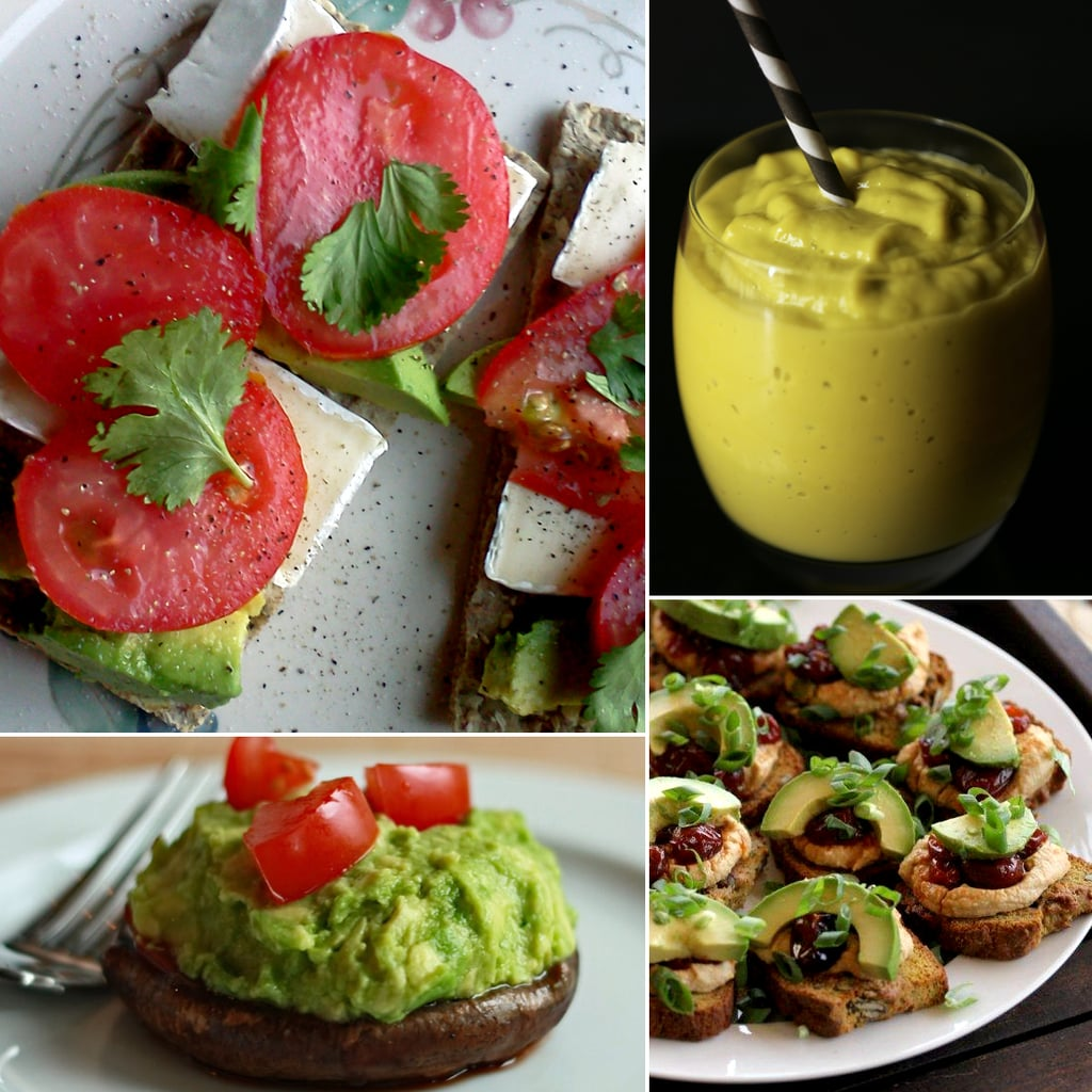 12 Ways to Snack on Fibre-Rich Avocado
