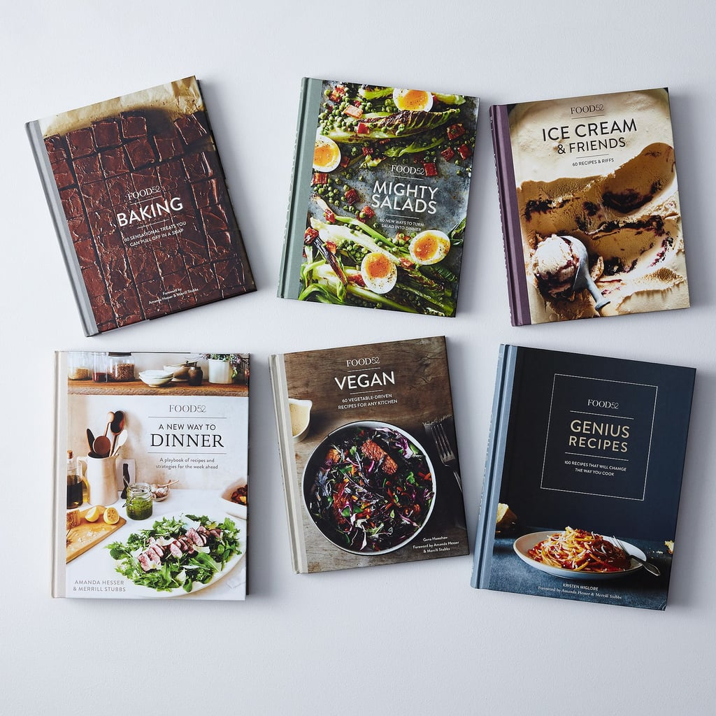 Ten Speed Press Food52 Signed Cookbooks