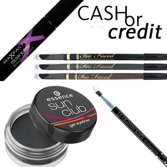 Cash or Credit: Waterproof Eyeliners to Take on Winter Winds