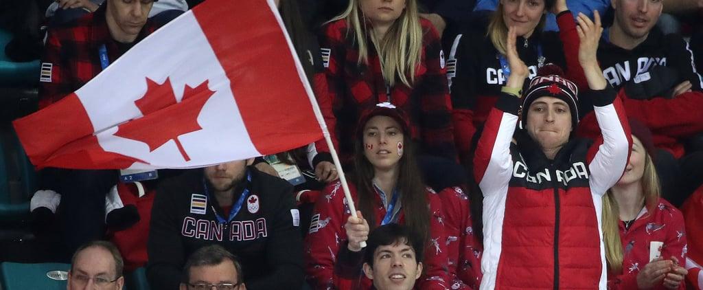 Scott Moir's New Olympic Job: Raging Mascot For Team Canada's Women's Hockey Team