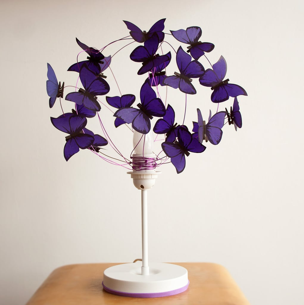 Butterfly Table Lamp ($70)