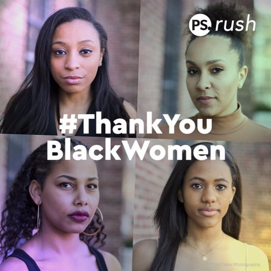 Harvard Men Start #ThankYouBlackWomen