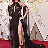 Taraji P. Henson at the 2018 Academy Awards
