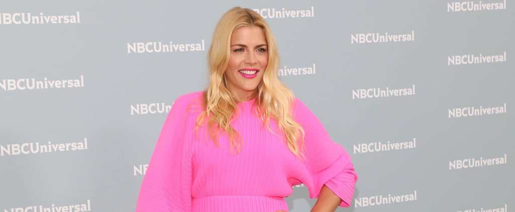 Busy Philipps's Pink Hair Summer 2018