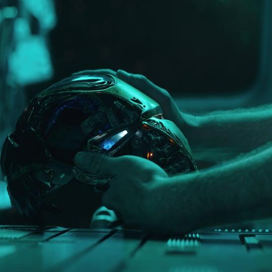 Avengers Endgame Postcredit Sound