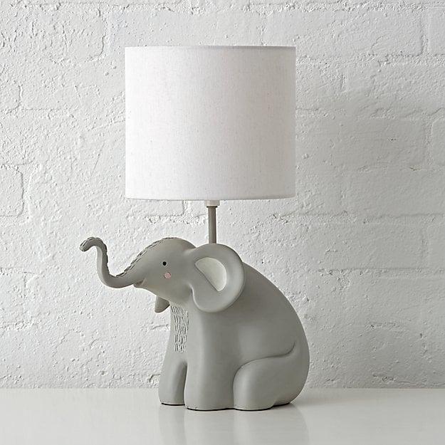 Nice Elephant Table Lamp
