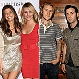 When Lake Bell married artist Scott Campbell in June 2013, she had Cameron Diaz by her side as a bridesmaid, and Scott gave his pal Justin Theroux the honor of being his best man.