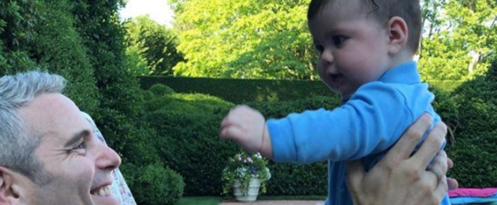 Andy Cohen on Fatherhood