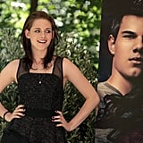 Photos of Kristen Stewart And Taylor Lautner