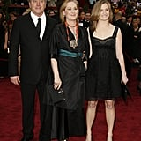 In 2007, Meryl was joined by Don and Grace at the Academy Awards.