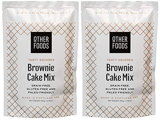 Other Foods Paleo Friendly Chocolate Brownie Cake Mix