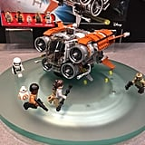 Lego Star Wars Jakku Quadjumper