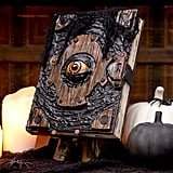 Book of the Damned Halloween Decor