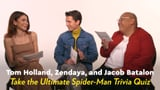 Tom Holland Spider-Man: Far From Home Video Interview