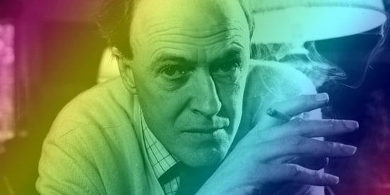 50 Amazing Words Roald Dahl Made Up