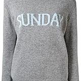 Alberta Ferretti Sunday jumper ($495)