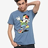 Disney Mickey Mouse Streetwear T-Shirt
