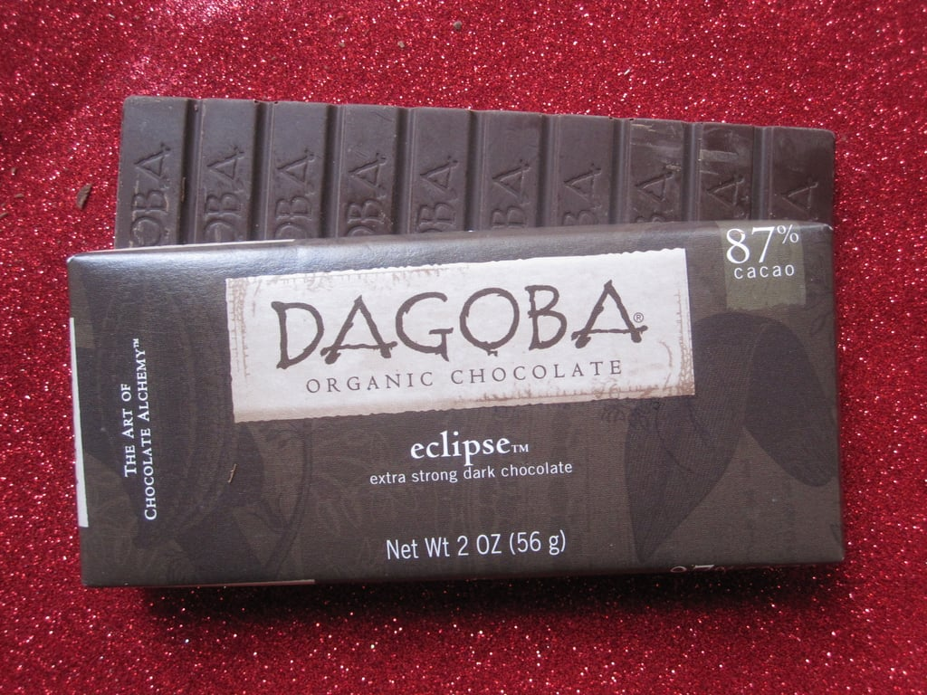 Dagoba Organic Extra Strong Dark Chocolate