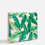Banana Palm Laptop Case
