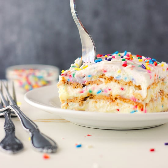 Birthday Cake Lasagna Recipe
