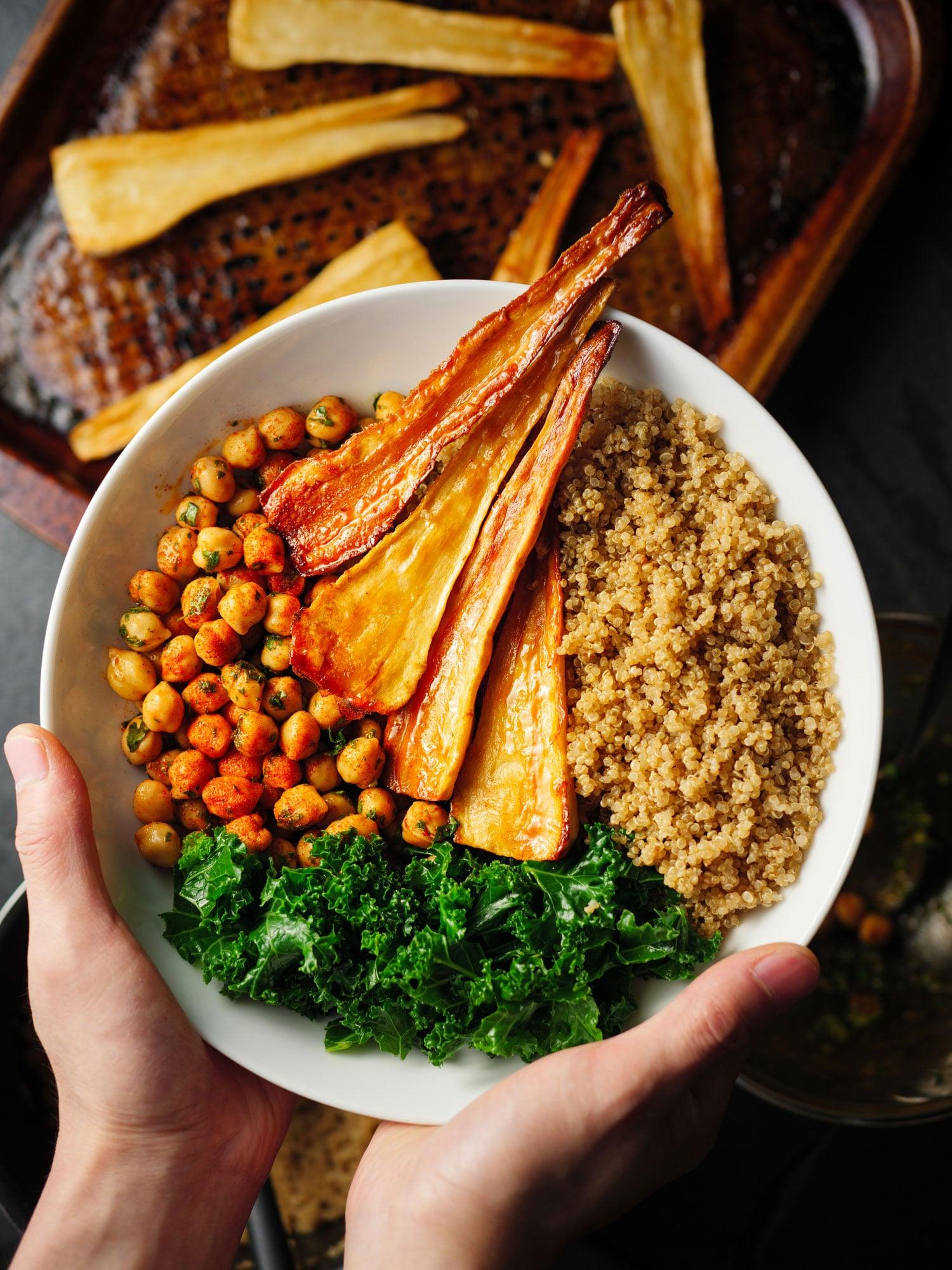 high calorie starch diet low fat