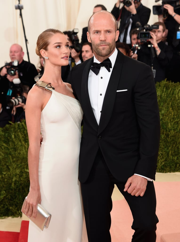 Rosie Huntington-Whiteley and Jason Statham's Love Certainly Isn't Expendable