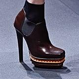 Vera Wang Shoes on the Runway at New York Fashion Week