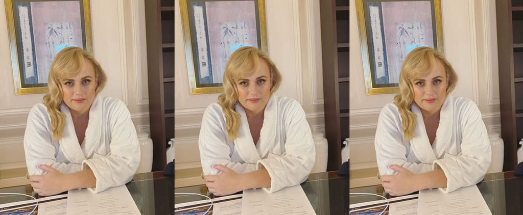 Rebel Wilson Talks About Her Weight Loss Journey