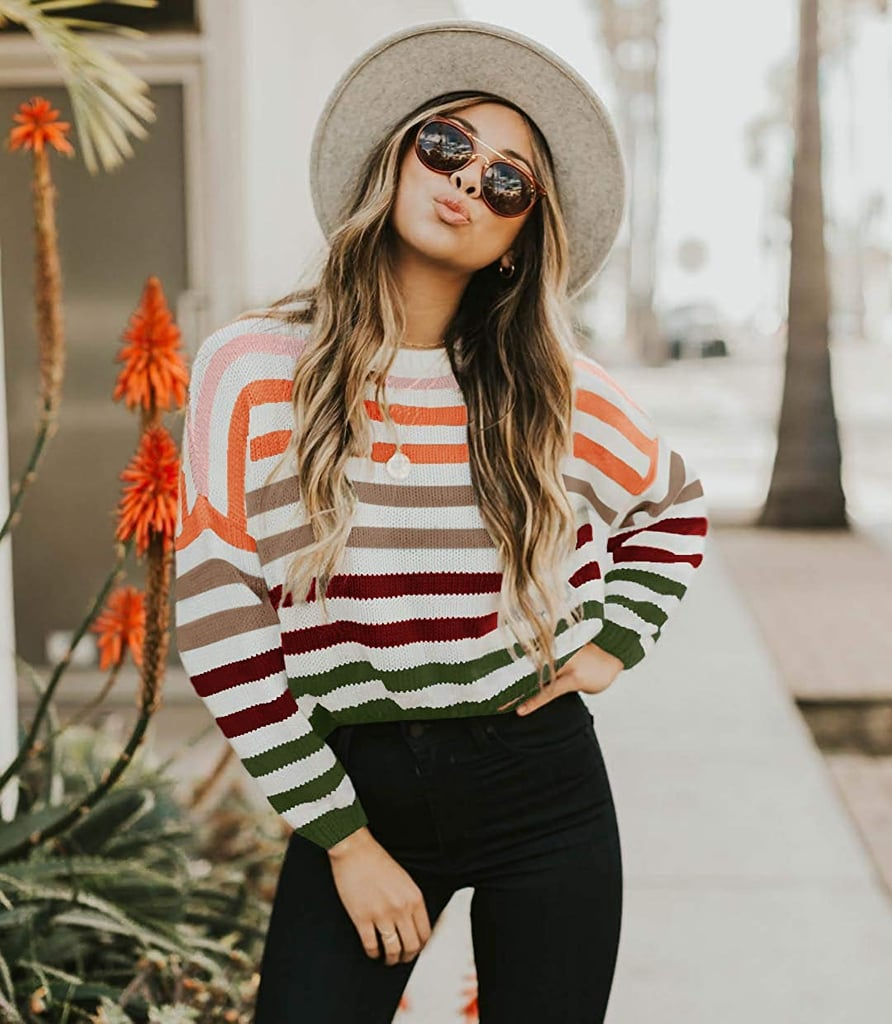 ECOWISH Knit Sweater