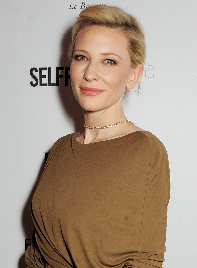Cate Blanchett attended the the Harper's Bazaar Women of the Year Awards in London on Tuesday.