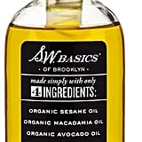 S.W. Basics Lemongrass Body Oil