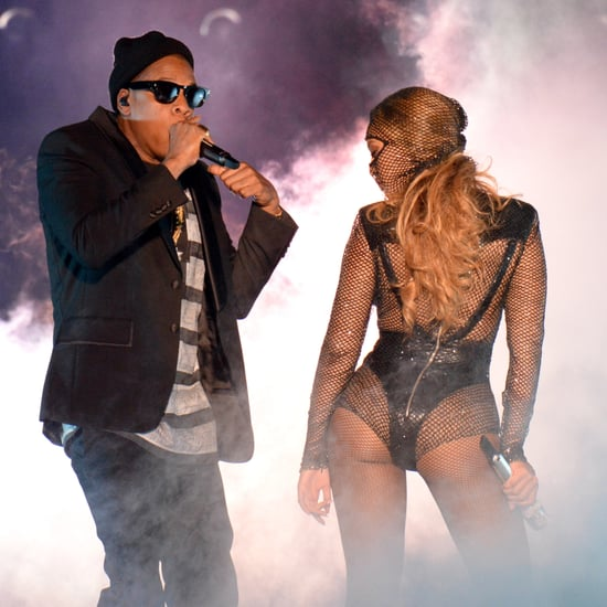 Beyonce Knowles and Jay Z On the Run Tour Miami Show