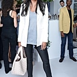 Rachel Roy at Clinique's Dramatically Different Party in New York. Source: Joe Schildhorn/BFAnyc.com