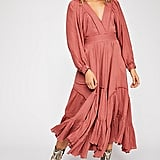Free People I Need to Know Maxi Dress
