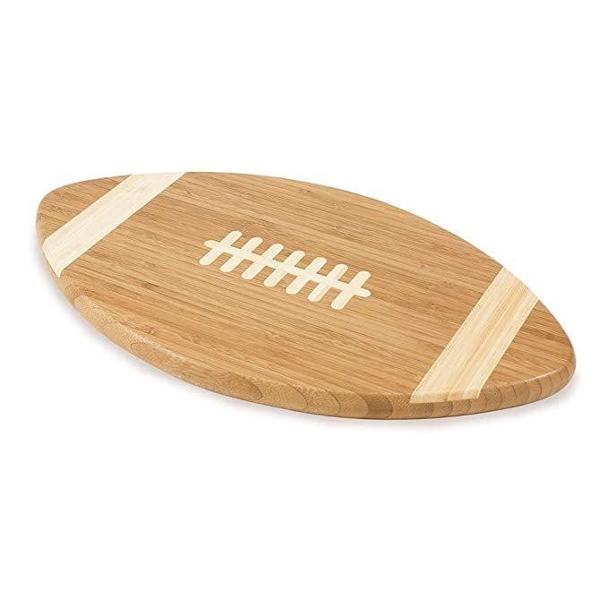 NCAA Touchdown Cutting Board