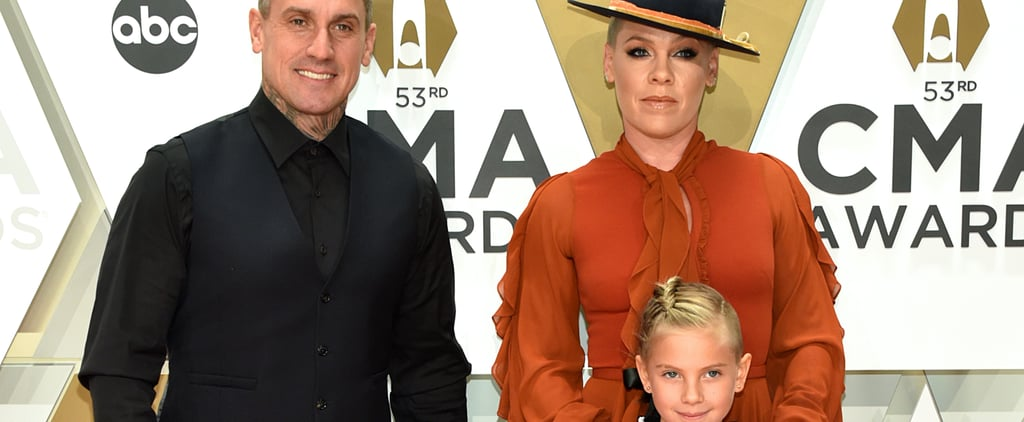 Pink Brought Her Cute Kids to the 2019 CMA Awards