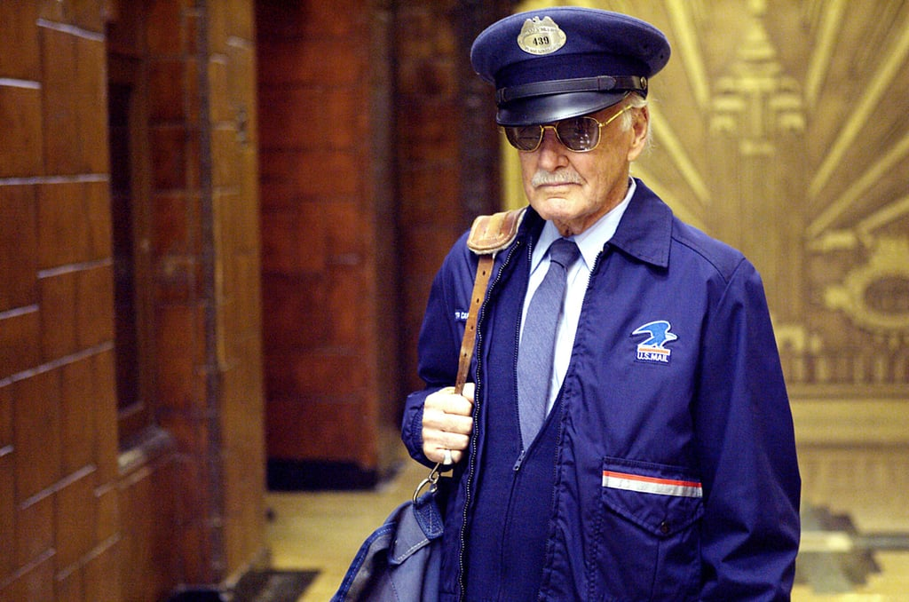 Stan Lee Superhero Movie Cameos