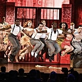 Corbin Bleu and Kiss Me, Kate Performance at Tony Awards