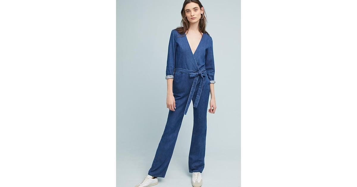 30517d8a0f6f 3x1 NYC Moxy Denim Jumpsuit