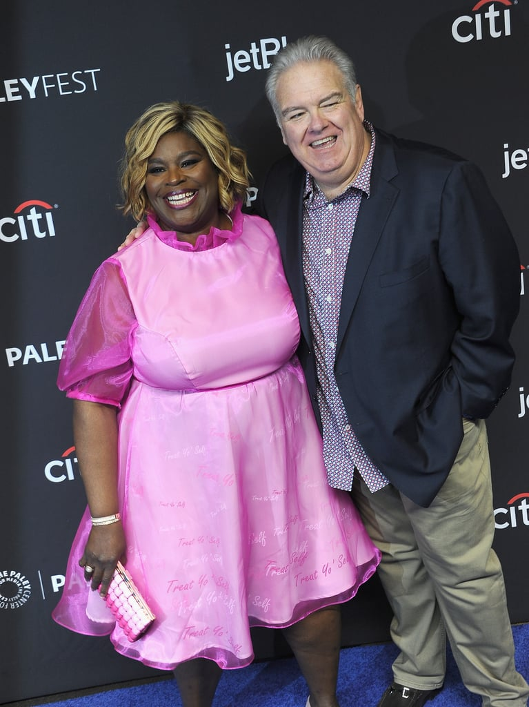 Retta's Dress at the Parks and Rec Reunion Has Us Ready For Mimosas and Fine Leather Goods