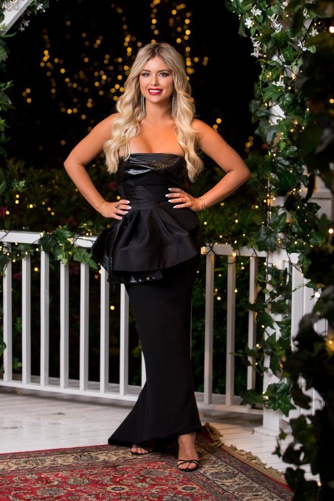 Monique 26 New South Wales Fashion Designer Who Are The Bachelor Australia Intruders 2019 Popsugar Celebrity Australia Photo 3