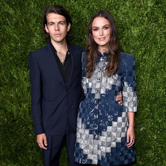 Keira Knightley and James Righton in NYC September 2016