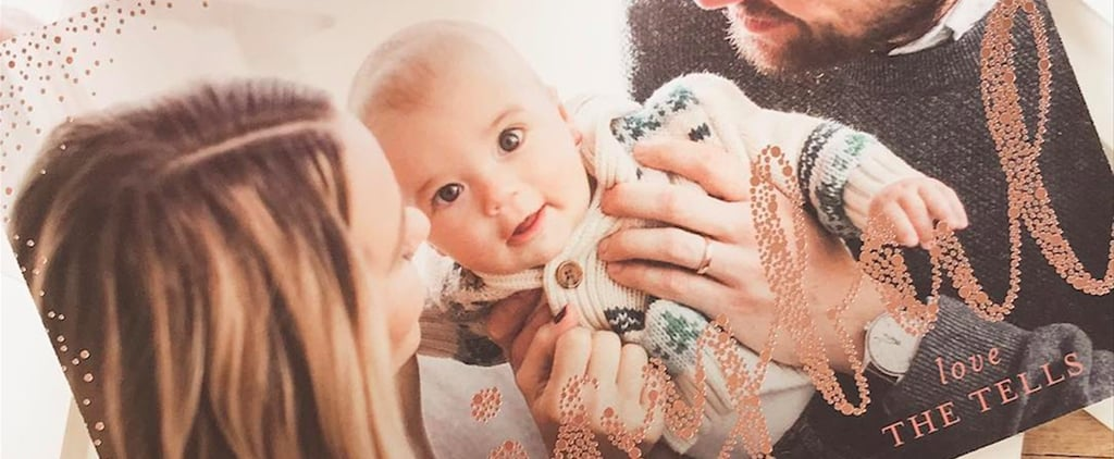 Lauren Conrad's 5-Month-Old Son Takes Center Stage in Family's Adorable Christmas Card